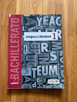 Lengua i literatura 1, edebé, bachillerato
