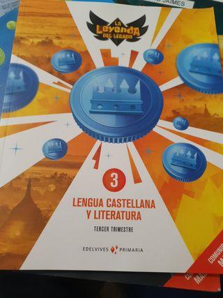 libros de Texto Edelvives 70€