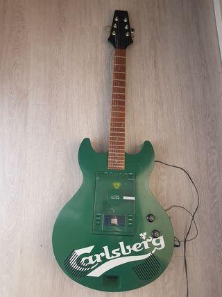 guitarra radio