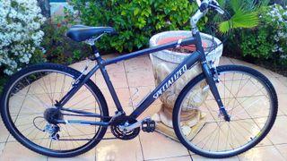 BICICLETA/BICYCLE SPECIALIZED CROSSROADS SPORT M