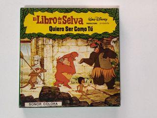SUPER 8 - EL LIBRO DE LA SELVA -QUIERO SER COMO TU