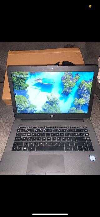 Ordenador portátil HP 250 G7 i5 8GB 1Tb