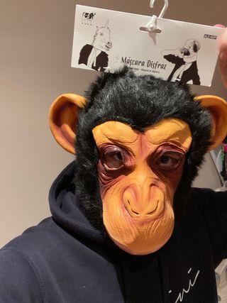 Mascara Mono o Gorila careta