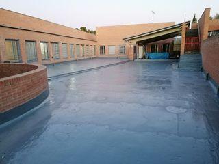 Impermeabilizacion de terrazas y cubiertas.