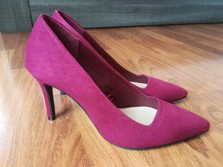 Zapatos tacón básico
