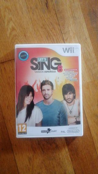 videojuego Wii