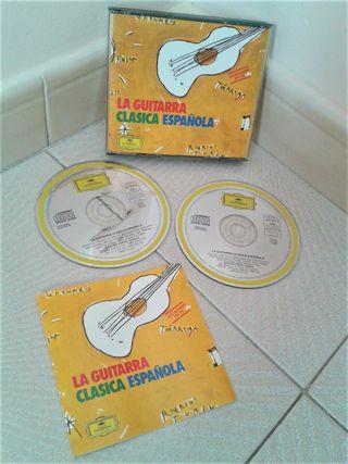 OFERTA 2Cd La Guitarra Española NUEVO