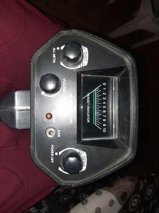 detector de metales *rebajado*