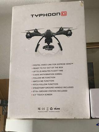 Dron yunnec
