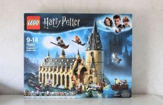 Lego 75954 PRECINTADO.Gran comedor de Hogwarts