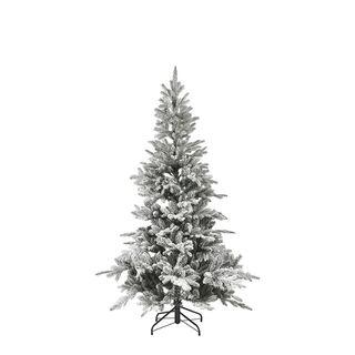 Árbol Baqueira Navidad + base rattan