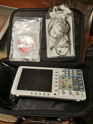 Osciloscopio PROMAX OD610 con Bolsa de Transporte