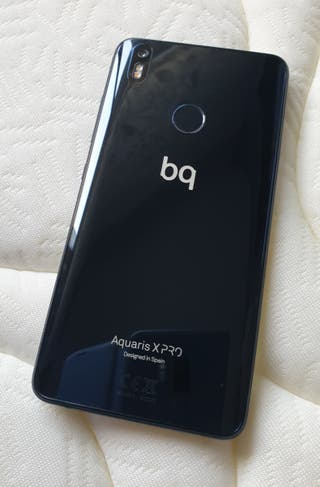 smartphone BQ Aquaris X Pro