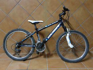 """Bicleta montaña Qüer AL650 24"""""""