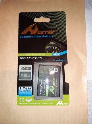 bateria Compatible para Samsung GT-S5830