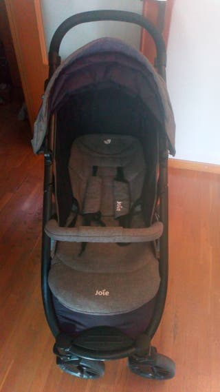 carrito bebé joie litetrax 4