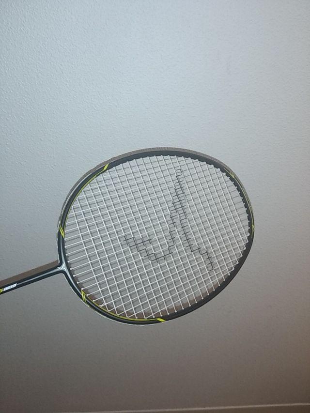 Raquette de badminton neuf
