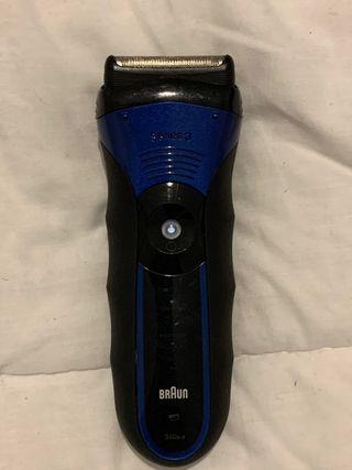 Afeitadora eléctrica Braun Serie 3