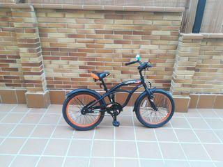 Bicicleta niño tipo chopper