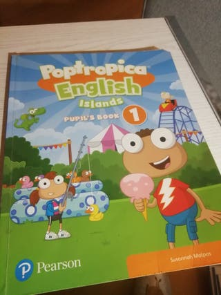 Pearson poptropica english 1 de primaria