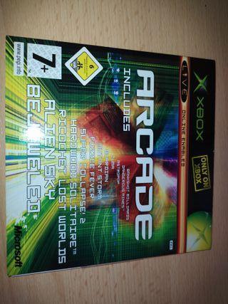 XBOX Live Arcade PRECINTADO