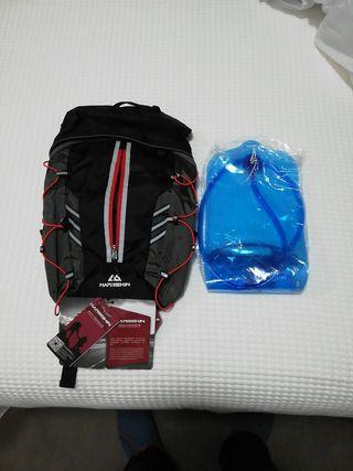 mochila para ciclismo y senderismo