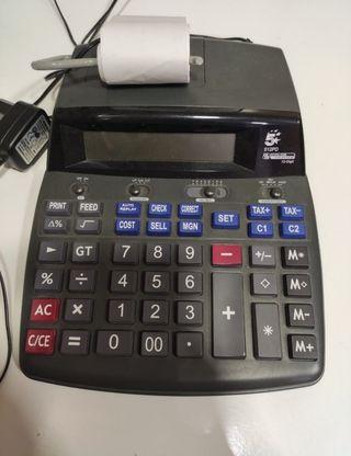 Calculadora Impresora 5 Star 512PD 2 COLOR PRINTER