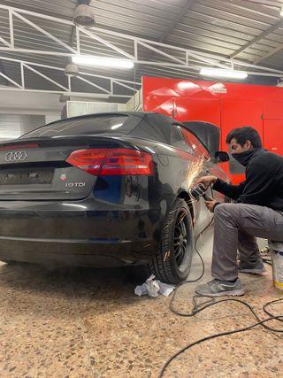 Pintor de coches
