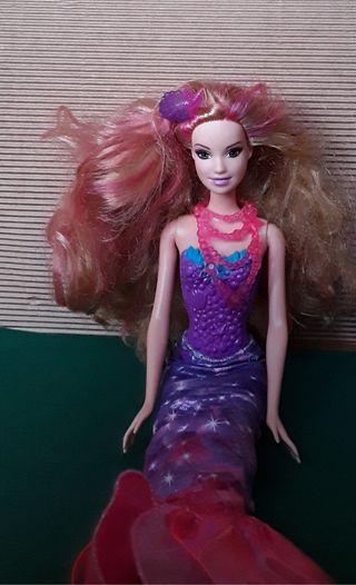 Sirena Barbie