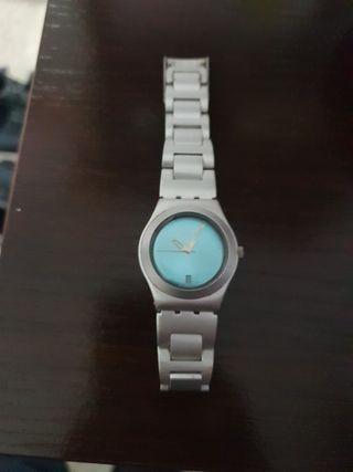 reloj swatch de mujer hay que ponerle la pila