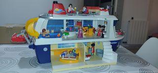 Playmobil crucero