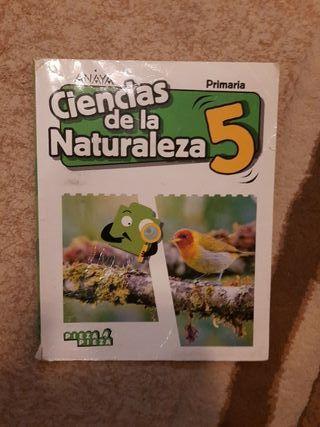 C. Naturales Anaya 5°primaria