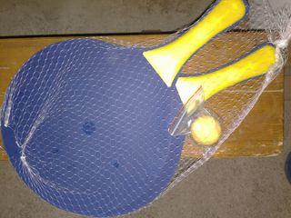 """Palas de """"Ping pong"""""""
