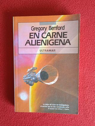 Novela de ciencia ficción.