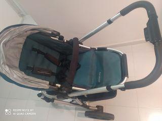 silla de paseo uppababy vista