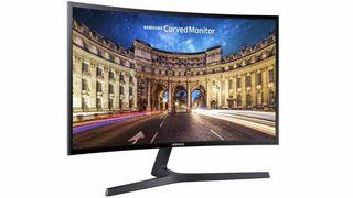 """Samsung Monitor PC Curvo 24"""" Full HD"""