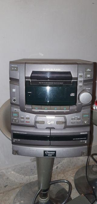 Equipo de Sonido Pioneer 20 euros