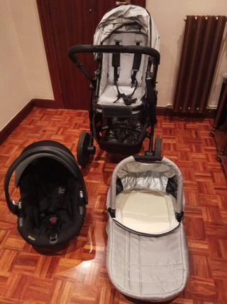 carrito uppa baby vista
