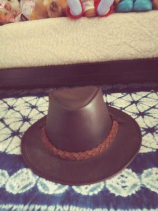 Sombrero Cowboy Cuero!NUEVO