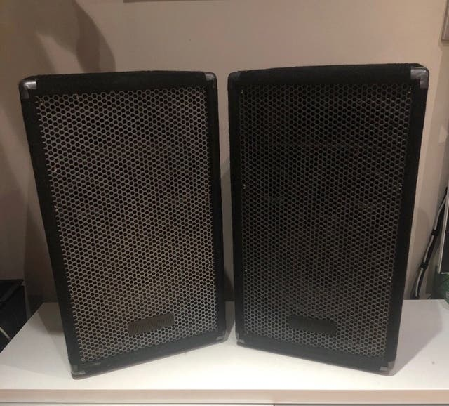 Prosound PS120 300 watt Programmable 150w RMS