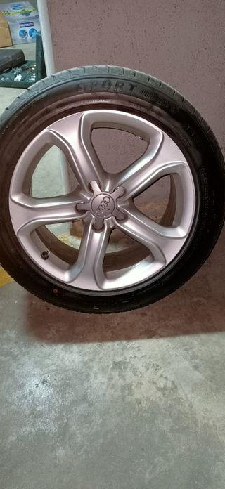 """llantas Audi 17"""" ,ruedas nuevas"""