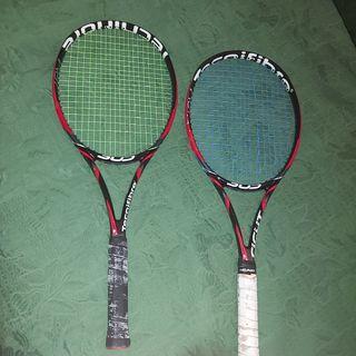 raquetas tecnifibre ATP prepared 305