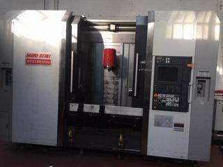 TORNO CNC MORI SEIKI MULTIFUNCION 3150 DCG/1000S