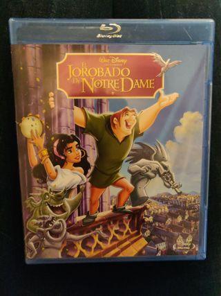 El Jorobado de Notre Dame - Bluray