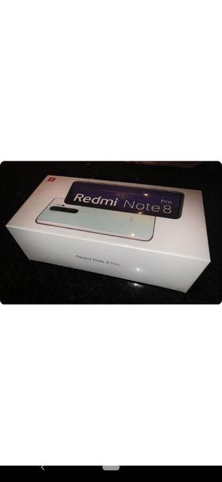 Xiaomi Redmi Note 8 Pro Color: Mineral Grey