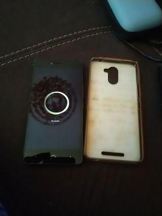 móvil Android bq u plus 3gb ram