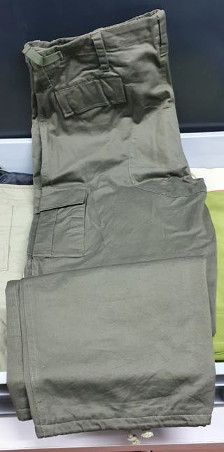 Pantalón para la pesca Talla 54