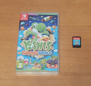 Yoshi's Crafted World ( Switch )