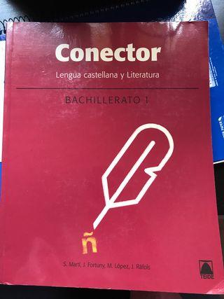lengua castellana y literatura: bachillerato 1