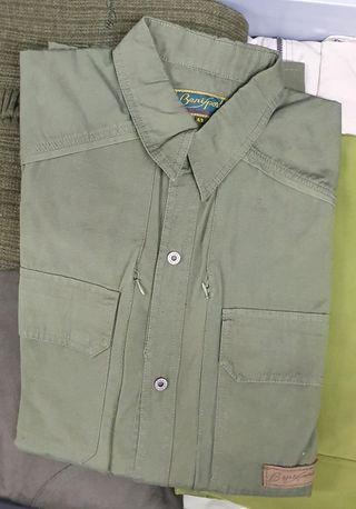 Camisa Boni Sport para la pesca Talla 43